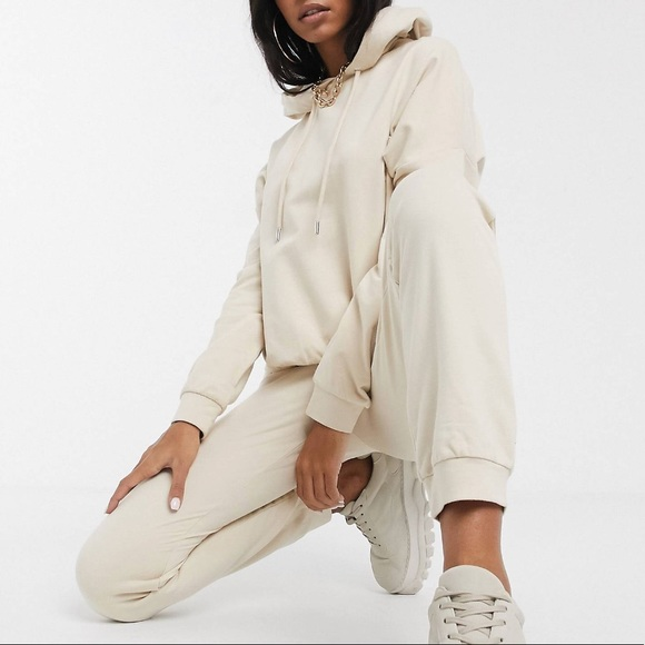 ASOS tracksuit / hoodie Set Size US 10